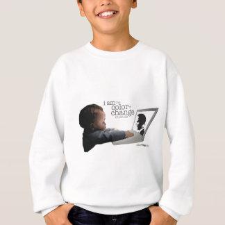Das Sweatshirt des Kindes