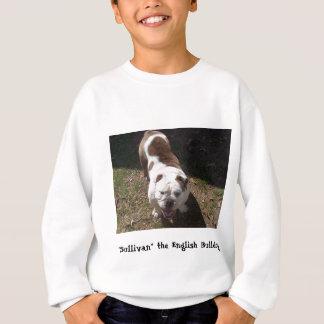 Das Sweatshirt/die Bulldogge der Kinder Sweatshirt
