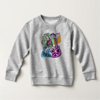 Das Sweatshirt Kindes DJ Bunn