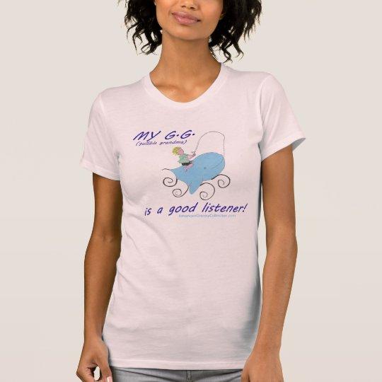 Das T-Shirt der amerikanischen Oma-Legenden-Frauen