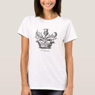 Das T-Shirt der Frauen