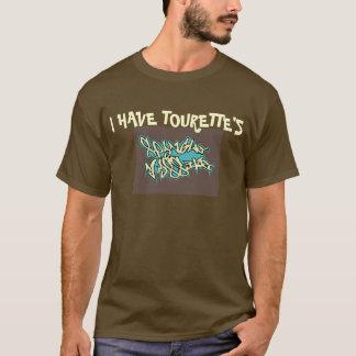 Das T-Shirt der Männer (ICH HABE TOURETTE)