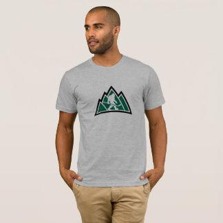 Das T-Shirt der Sasquatch Hockey-Männer