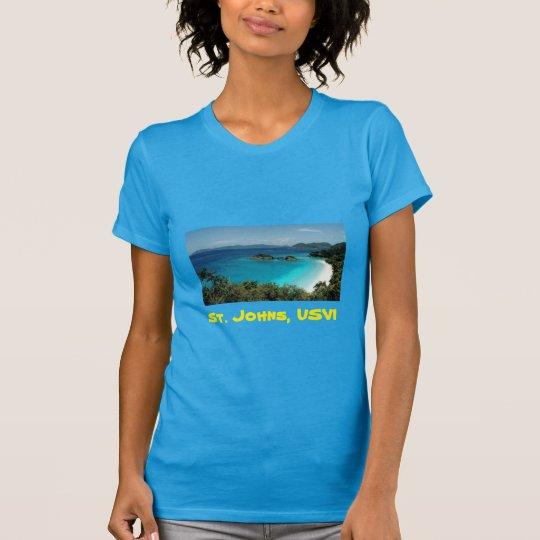 Das T-Shirt der Stamm-Bucht-Frauen