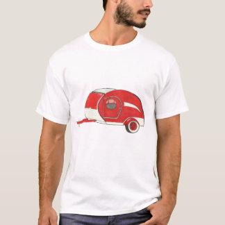 Das T-Shirt des roten