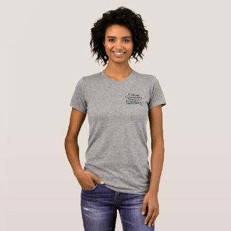 Das T-Stück CCSF Frauen T-Shirt