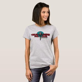 Das T-Stück der wahren Verbrechen-Fanclub-Frauen T-Shirt