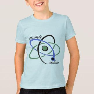 Das T-Stück des AtomTrost-Kindes T-Shirt