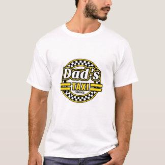 Das Taxi-Service des Vatis - lustiges der T-Shirt