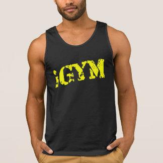 das Trägershirt iGym Männer ultra Tanktop
