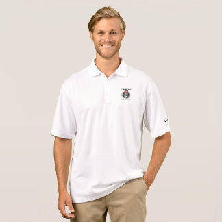 Das Uncle Sam McGurk Yankee-Gekritzel Polo Shirt
