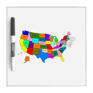 Das USA Whiteboards