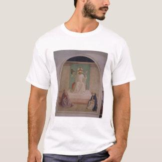 Das Verspotten von Christus mit der Jungfrau und T-Shirt