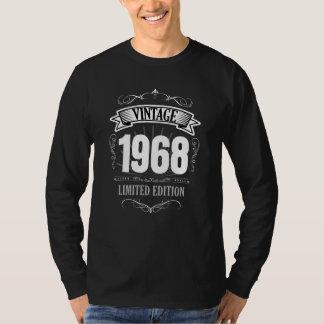 Das Vintage Shirt 1968 lustiger 50. Geburtstag