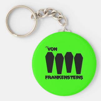Das von Frankensteins - Keychain Standard Runder Schlüsselanhänger