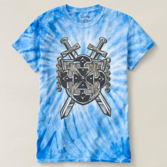 Das Wappen des Heldes T-shirt