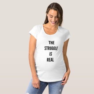 Das Weihnachten, das der Kampf lustig ist, ist Umstands-T-Shirt
