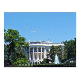 Das Weiße Haus, DC-Postkarte Postkarten