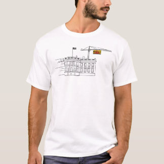 Das Weiße Haus - widerstehen Sie T-Shirt