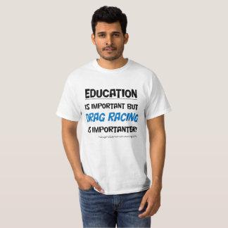Das Widerstandlaufen ist importanter T-Shirt
