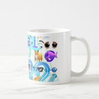 Das wirkliche ich kaffeetasse