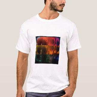 Daschund Pop-Kunst T - Shirt