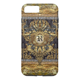 Dashford königliches elegantes   barockes iPhone 8 plus/7 plus hülle