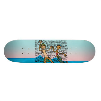 date de patin skateboard  20 cm