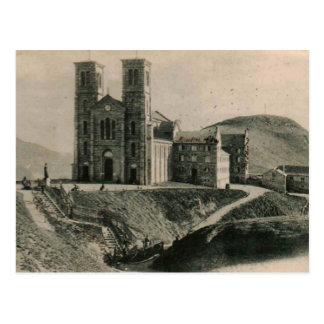 Dauphiné Frankreich - Pélérinage De Notre Dame Postkarte