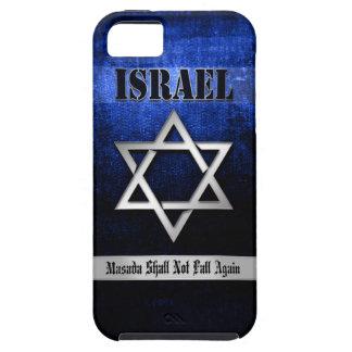Davidsstern Blau u. Silber iPhone 5 Case