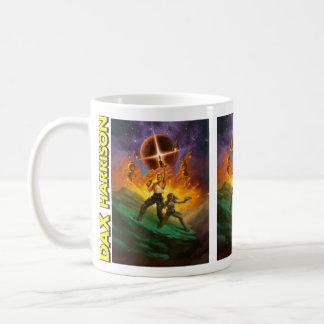 DAX HARRISON: Die Tasse! Kaffeetasse