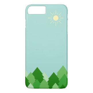 Daylit WaldiPhone Fall (6/6s plus) iPhone 8 Plus/7 Plus Hülle