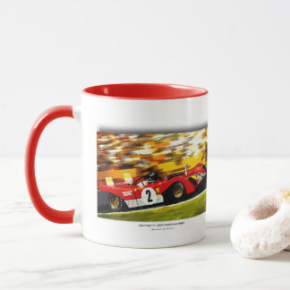 DAYTONA '72 - JACKY featuring MARIO - Digital Art Tasse