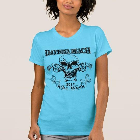 Daytona Fahrrad-Woche T-Shirt