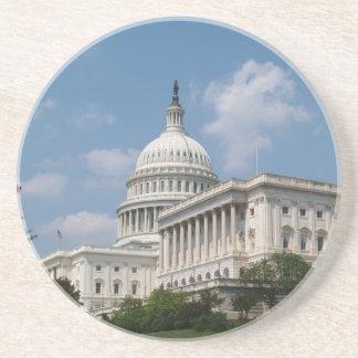 DC-Reihe---USA-Hauptstadts-Gebäude Untersetzer