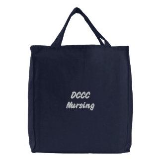 DCCC Krankenpflege-Taschentasche Bestickte Tragetasche