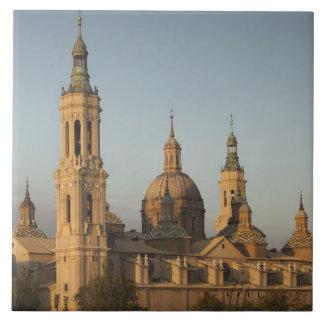 De Basilica de Nuestra Senora Pilar, der Ebro Fliese