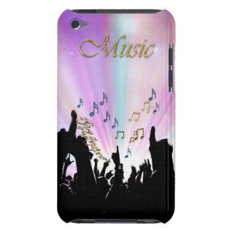 ~ de cas de contact d'iPod de musique de concert à Coques iPod Case-Mate
