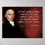 De James Madison amendement en second lieu