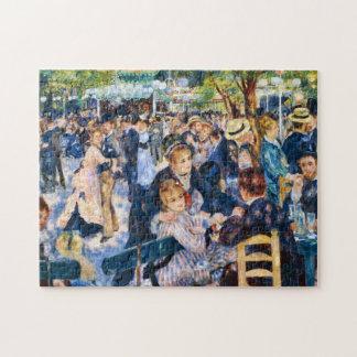 De-La Galette schöne Kunst Renoir Le Moulin