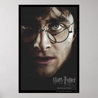 De mort sanctifie - Harry Potter Posters