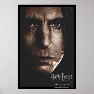 De mort sanctifie - Snape Affiche