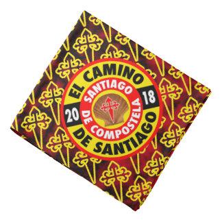 De Santiago 2018 EL Camino Halstuch