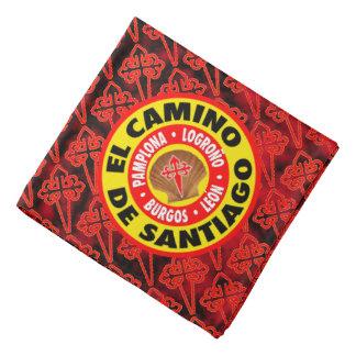 De Santiago EL-Camino Halstuch