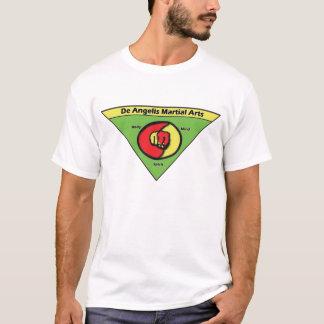 DeAngelis Kampfkunst-T-Shirt T-Shirt