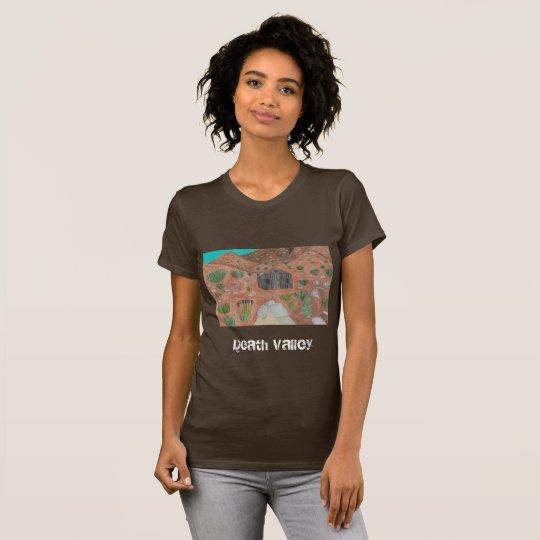 Death- Valleygeist-Haus-Shirt T-Shirt