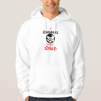 Deathskull - Whorshipper of death Hoodie