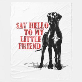 Decke für gute Freunde