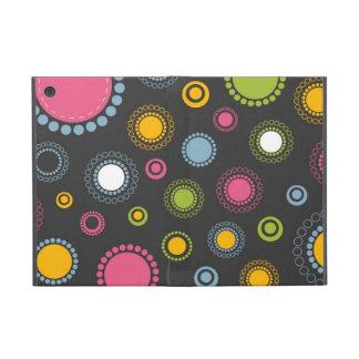 Décor floral coque iPad mini