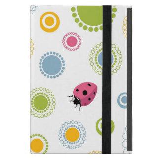 Décor floral coques iPad mini